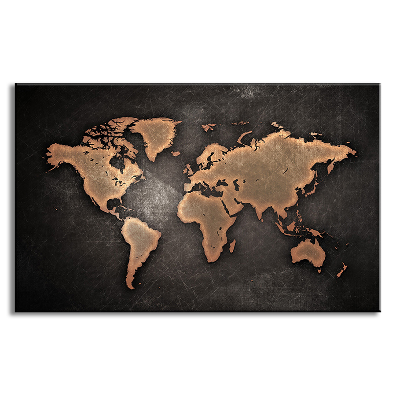 1 pcsset huge black world map paintings print on canvas hd abstract 1 pcsset huge black world map paintings print on canvas hd abstract world map canvas painting office wall art home decor in painting calligraphy from gumiabroncs Choice Image