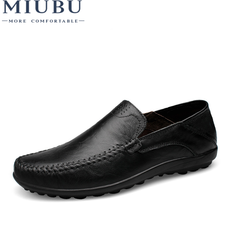 Winter Plus Miubu Véritable Appartements Main Doux Zapatos blue yellowloafers Lofers Mocassins brown La Hombre En Cuir black Lofers Lofers Black brown Taille yellow Hommes Winter blue Loafers Respirant coffee Chaussures Winter coffeeloafers Lofers Winter Winter rx4Xvrn