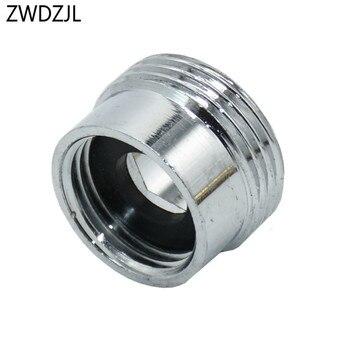 Conector de Grifo para jardín macho 3/4 to1/2 adaptador de latón hembra G3/4 Junta reductora G1/2 accesorios de lavadora 1 Uds