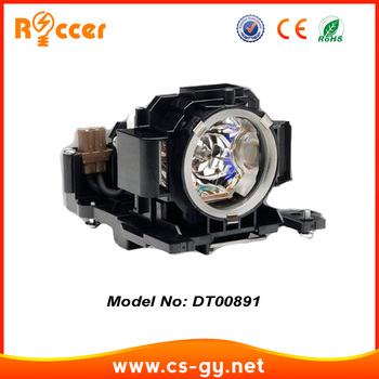 cheap projector lamp DT00891 with housing for HITACHI CP-A100 / CP-A100J CP-A101 ED-A100 / ED-A110