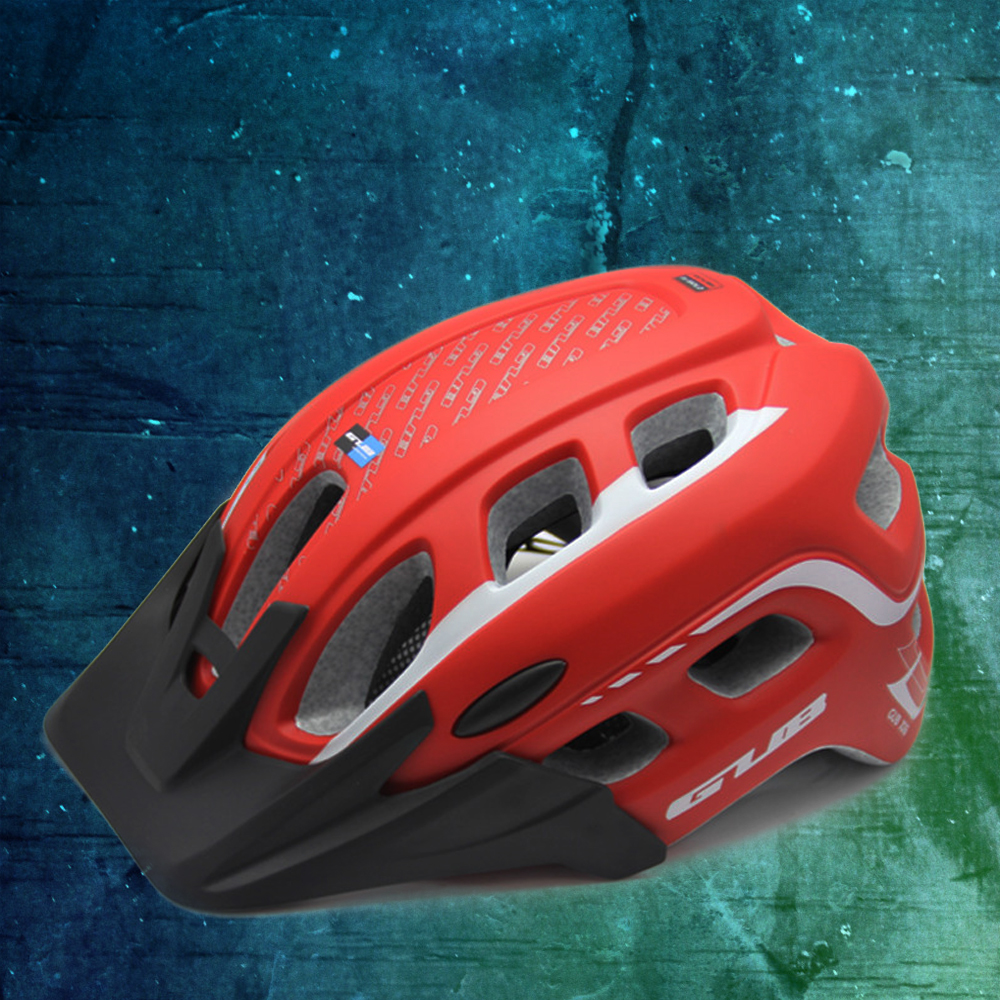 GUB New Model Ultralight Cycling Helmet Breathable Bicycle Helmet Women Men Integrally molded Bike Helmet with Visor|Bicycle Helmet|   - title=