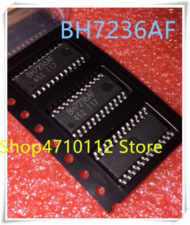NEW 10PCS/LOT BH7236AF BH7236AF-E2 BH7236 SOP-24 IC