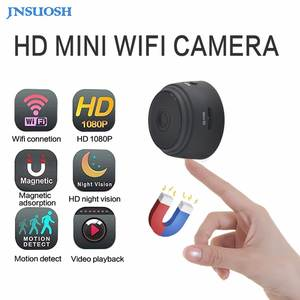Micro WIFI Mini Camera HD 720 P With Smartphone App Night Vision IP Home  Security 9104b3f2f0d9