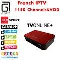 Francés Caja IPTV NeoTV QUDTV AVOV iPremium TVonline Árabe Belga Polonia Portugal España Turco IPTV Europea Sky REINO UNIDO QUE los DE IPTV