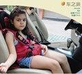 Рекламные сиденье автомобиля безопасность детей сиденья детское сиденье детское автокресло, Красный и кофе, Подходит вес : 0 - 40 кг