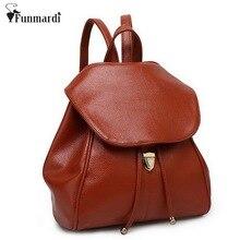 Новое прибытие кожа PU рюкзак простой дизайн кожа женщины сумку мода сумки конфеты мешок школы многофункциональный дорожная сумка WLHB1224