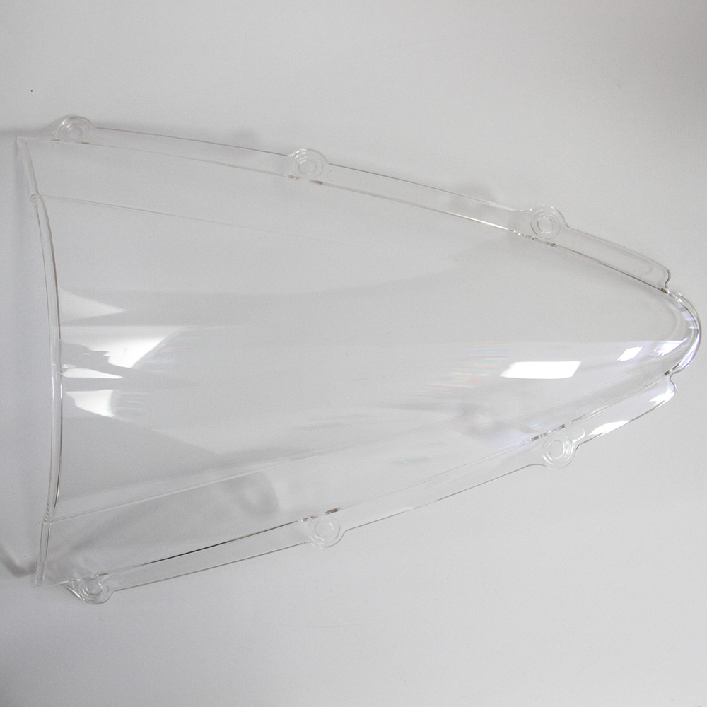 Motor Windshield Windscreen Transparent For Yamaha R1 00 01 2000 2001Motorcycle Part in Windshields from Automobiles Motorcycles