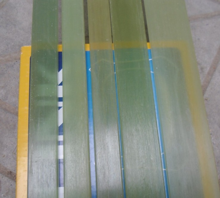 Composite epoxy carbon fiber, high strength composite, non glass fiber , mixed transparent sheet treatment effects on microtensile bond strength of repaired composite