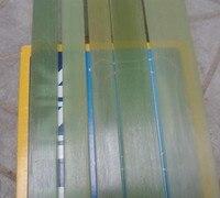 Composite Epoxy Carbon Fiber Bow Plate High Strength Composite Bow Non Glass Fiber Bow Mixed Transparent