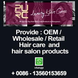 Image 4 - 11.11 purc queratina brasileira 8% formalina 300ml queratina tratamento do cabelo e 100ml tratamento de purificação do cabelo shampoo venda quente