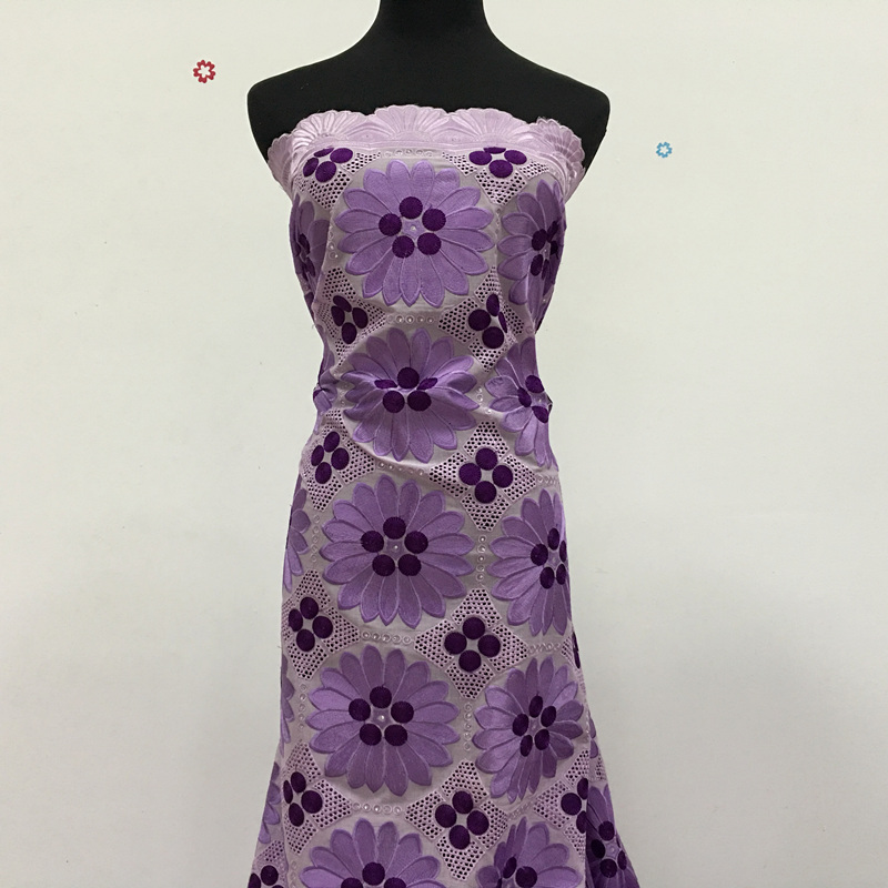 f8560f8ea2c80 ᓂAfrican Swiss Cotton Voile Lace High Quality
