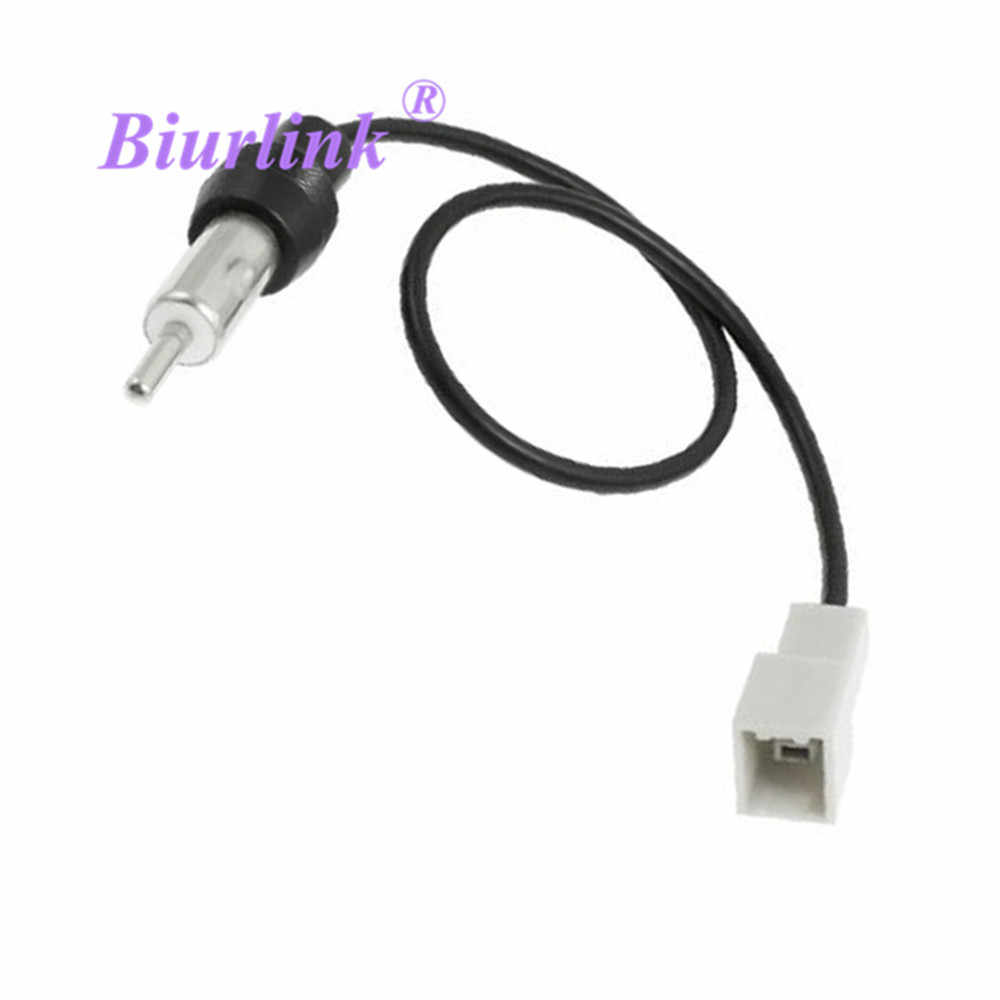 radio aftermarket antenna adaptor connection cable for hyundai kia [ 1000 x 1000 Pixel ]