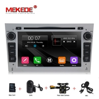 2Din Radio Car DVD Multimedia Player Fit Opel Vectra Corsa D Astra H Steering Wheel Audio HD touch Screen Video RDS Map CAM