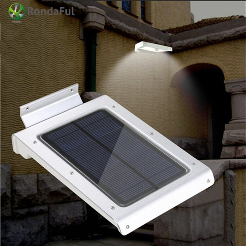 Outdoor Led Lighting Solar Power Solar Powered 80 LED Outdoor