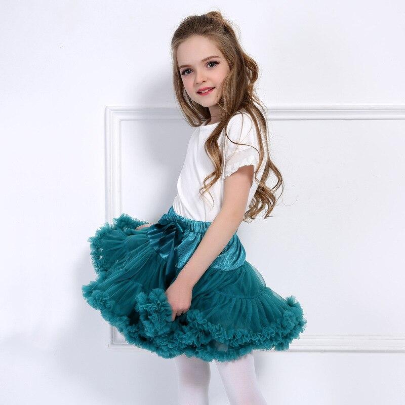 Chaffare meisjes rok baby tutu pluizige rokken kinderen fancy - Kinderkleding - Foto 2