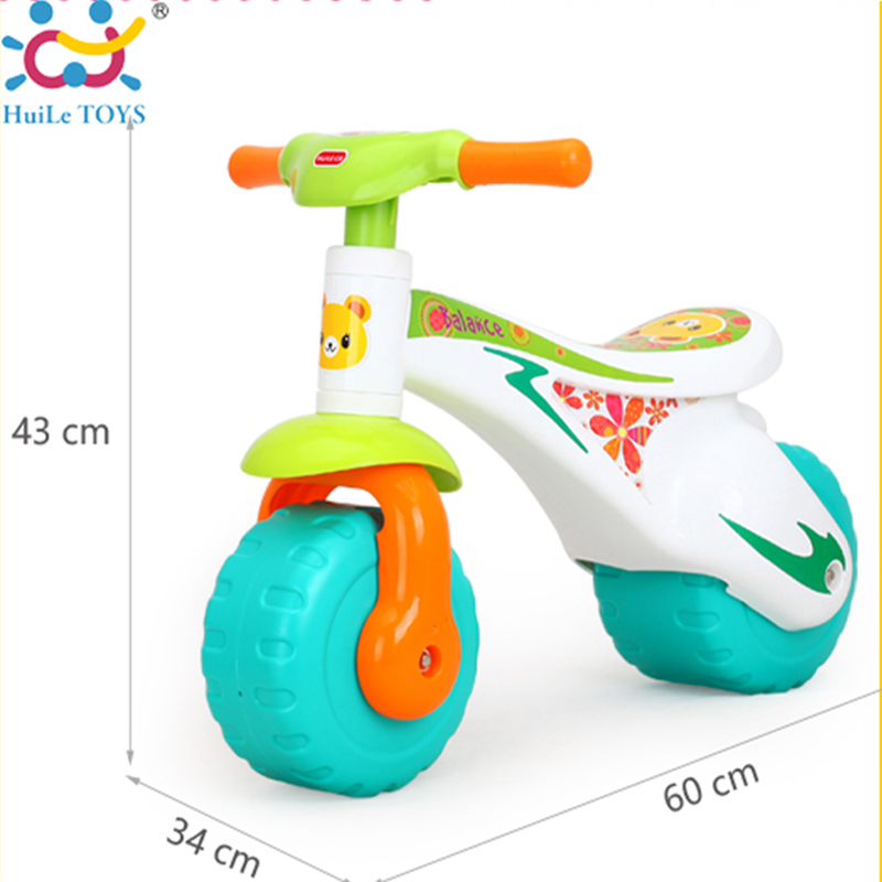 Kids Ride On Step Balance Bike Children Ride-On Toy Scooter Bike Pedal Driving Bike Infant Baby Toys 1-3 years Motorbike