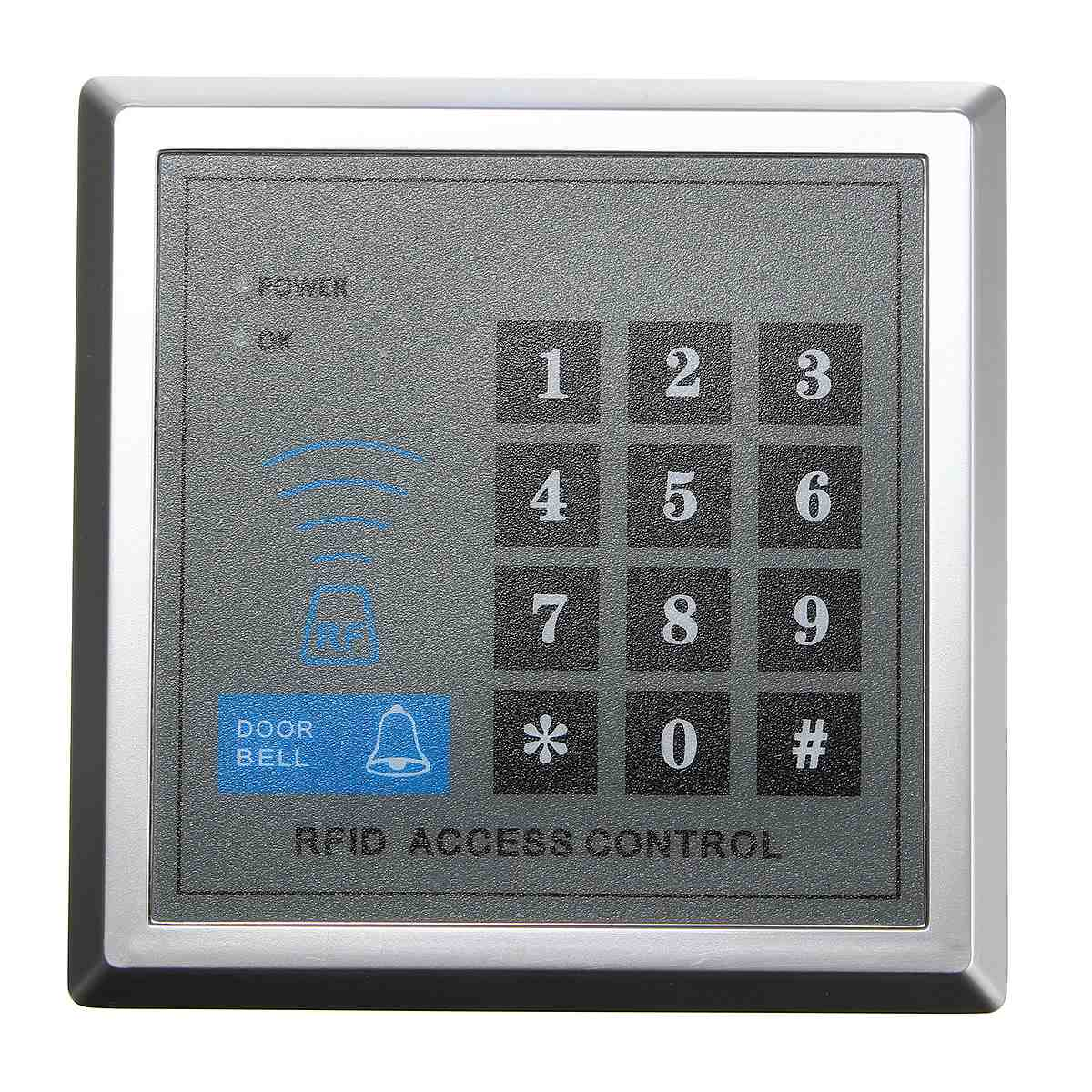 Electric Door Lock Magnetic Rfid Access Control Id Password Safty King Gate Keypad Wiring Diagram Entry System Host Controller In Kits From Security