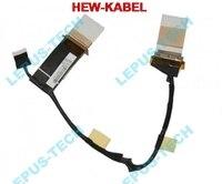 Новый 5 шт ЖК-дисплей кабель для Toshiba T130 T131 T132 T135 светодиодный DD0BU3LC000 кабель LVDS Flex видео кабель