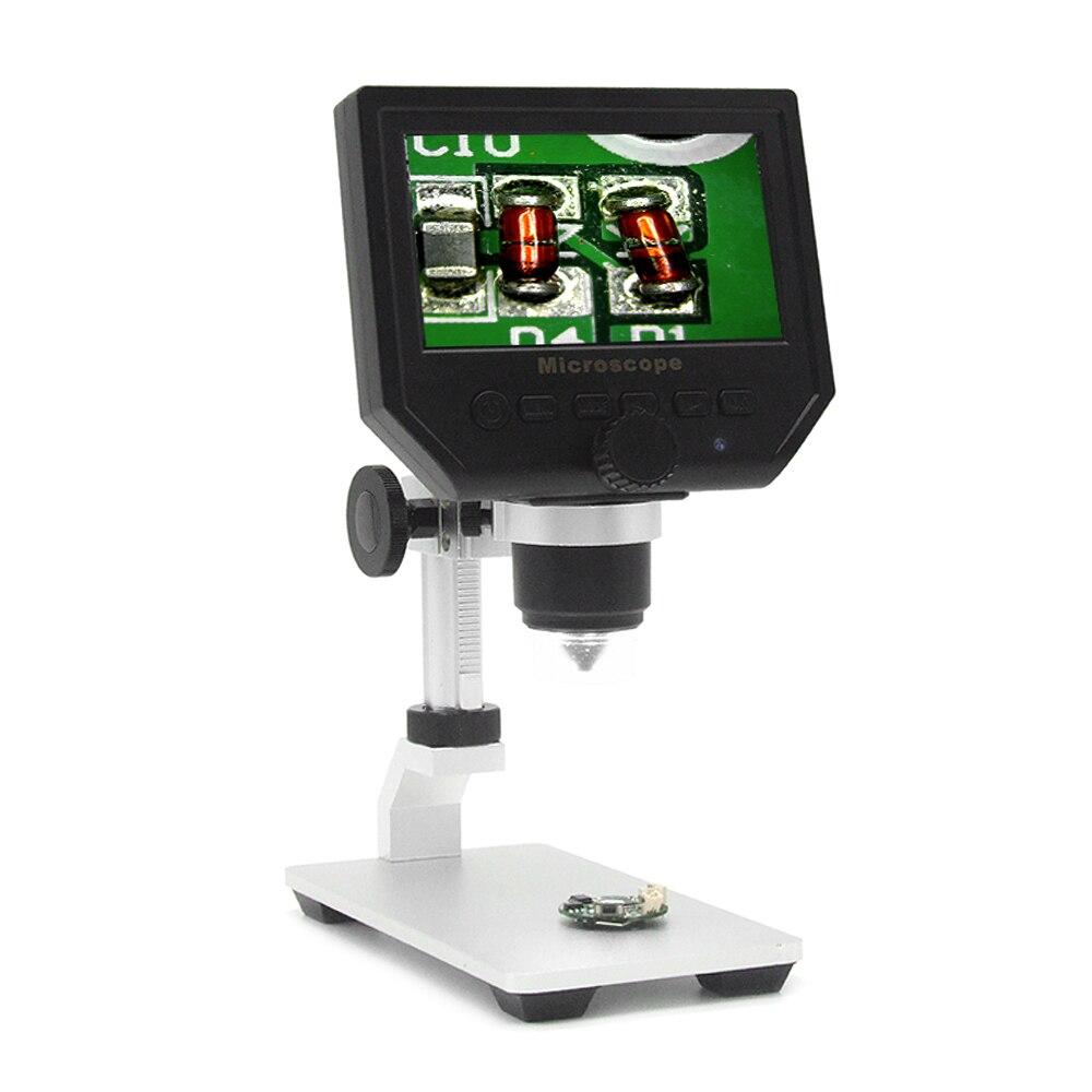 Microscopio Video digitale 600X4.3