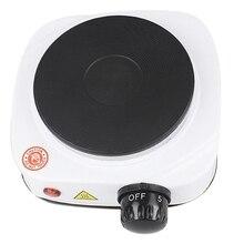 Горячее предложение!-500 Вт мини Электроплитка столешница практичная компактная Электроплита нагревательные печи кухонная плита для дома