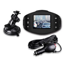 Mini 1.5 inch Screen 1080p HD Wifi Suction Car DVR Data Camera Video Recorder IR Night Vision 140 Degree View Angle