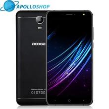 Оригинал DOOGEE X7 смартфон 6.0 дюйма HD 2.5D IPS 1 ГБ Оперативная память + 16 ГБ Встроенная память Android6.0 Dual SIM MTK6580 4 ядра 8.0MP 3700 мАч WCDMA