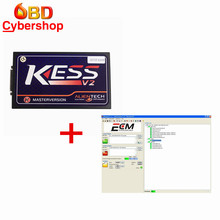 Kess V2 V2.22 OBD2 Tuning Kit No Token Limitation Plus New Version ECM TITANIUM V1.61 with 18475 Driver
