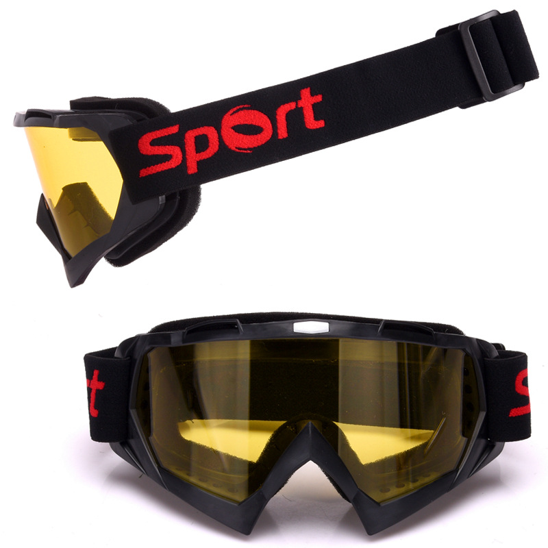 Motocross Goggles Motorcycle Off Road Protective Gear Glasses Dirt Bike Goggles Downhill mountain biking Goggles Sport goggles