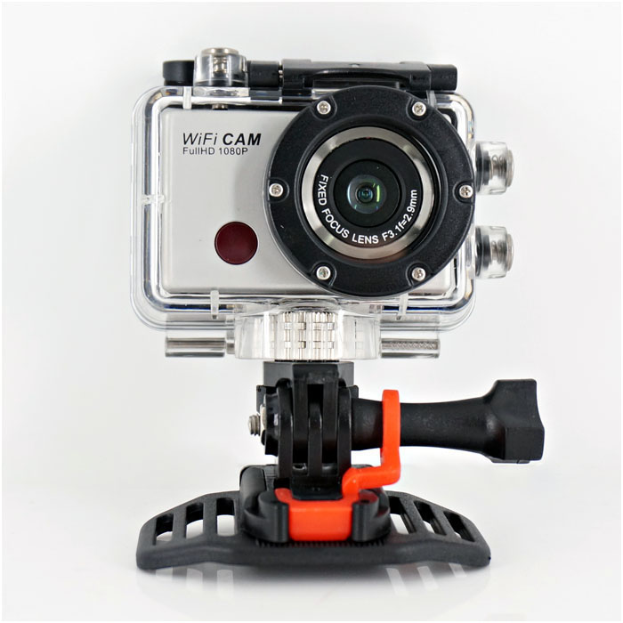 ФОТО Catch the chance to enjoy your life!Freeshipping Mini Waterproof Action Camera DV-126+ WIFI Remote Control Sports Camera