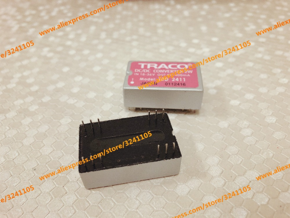 Free shipping TED2411 DIP-12 New module 2pcs at89s52 24pu dip 40 at89s52 dip at89s52 24 programmable flash new and original ic free shipping