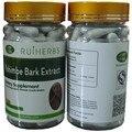 Yohimbe Bark Extract 500 mg x 180 Cápsulas de 2 Garrafas frete grátis