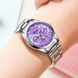 Модные Повседневные Кварцевые часы Женские часы женские знаменитые брендовые новые наручные часы для женщин часы женские наручные часы