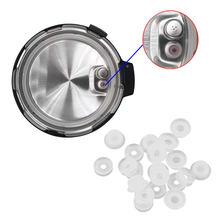 10 уплотнительных колец для скороварки, поплавковые безопасные силиконовые кольца, Электрический силовой клапан, суперуплотнительная прок...