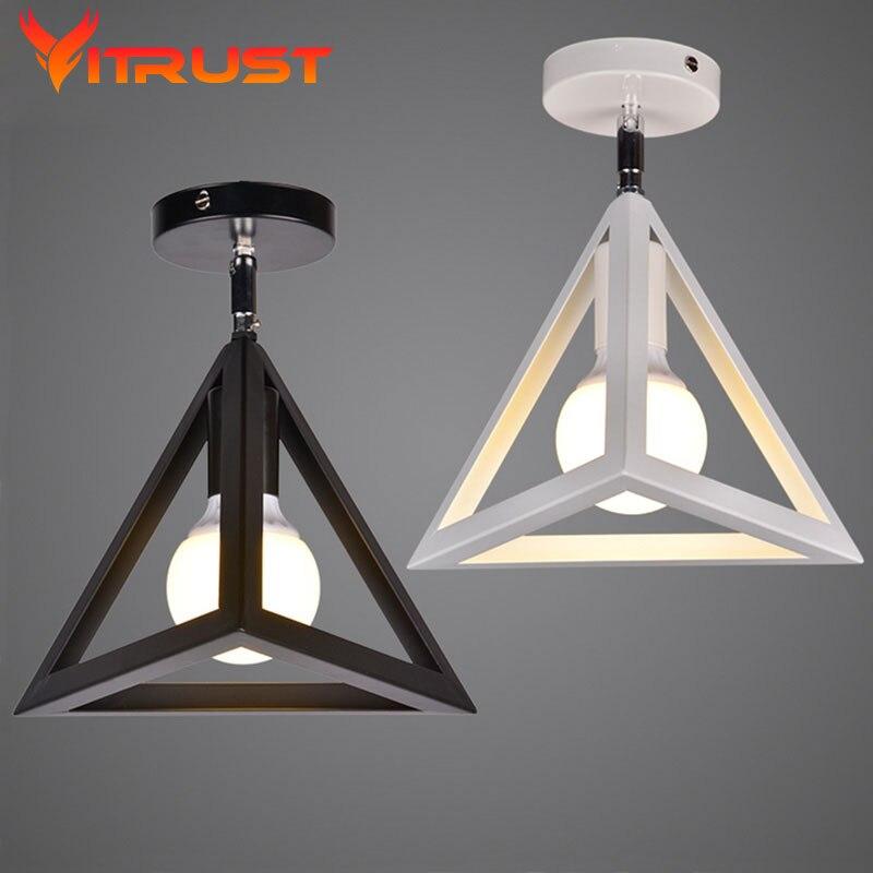 vintage Pendant Lamp dining room bar hanging lights retro industrial lighting suspension luminaire chambre luminaria pendente