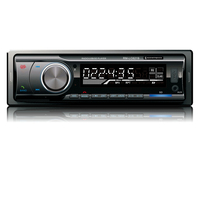 ENKLOV Car Bluetooth AM FM MP3 Stereo Radio Receiver Aux With USB SD 4 45W