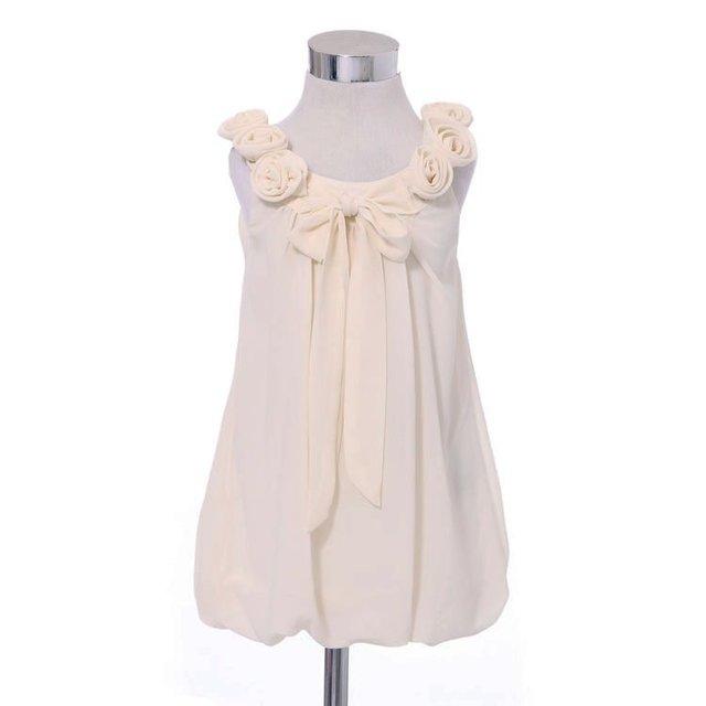 8bc213002614 YD Fashion Girls Princess Birthday Sleeveless dresses children Dress Baby  Girl Dress Summer Clildren Wear 1Pcs Lot XX3-1