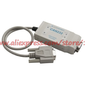 RS232 To CAN Automatic Protocol Converter GC-CAN-RS232C (non Optically Isolated)