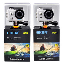 Eken H9 H9R Ultra FHD 4K 25FPS WiFi Action Camera 30M Tahan Air 1080 P 60fps Bawah Air Go Remote extreme Pro Sport Cam(China)