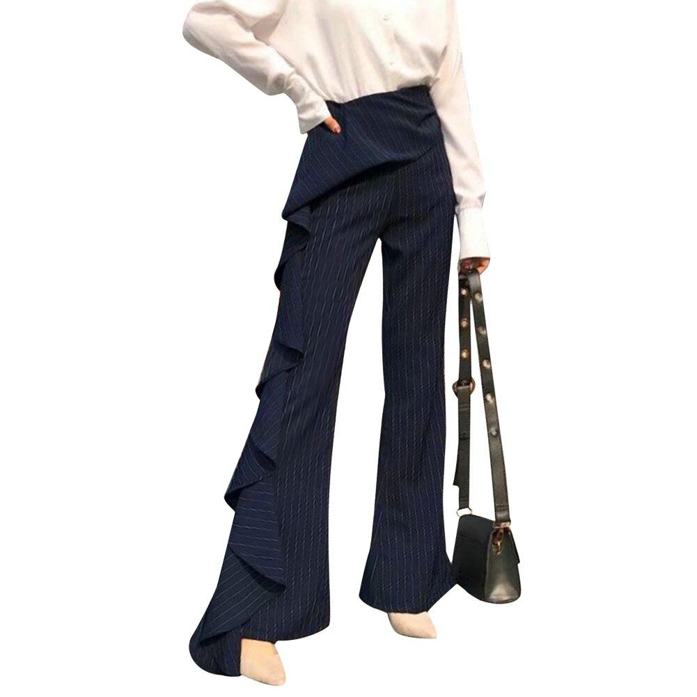 Compra ruffle pants stripes y disfruta del envío gratuito en AliExpress.com  - página ruffle pants stripes 2b77e85bfc90
