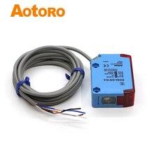 Автоматический детектор ED60-DS1C4 фотоэлектрический датчик диффузный Электрический переключатель гарантированное качество