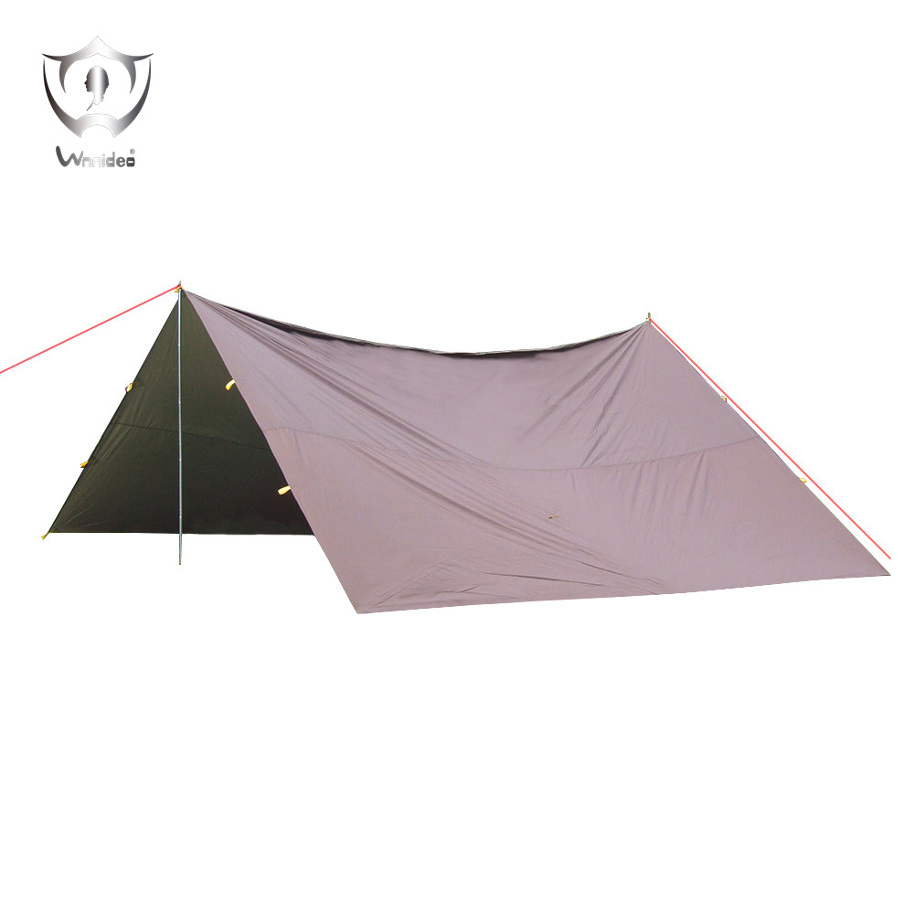Wnnideo Outdoor Canopy Tent for C&ing Hiking Fishing Party Waterproof Portable Gray  sc 1 st  AliExpress.com & Wnnideo Outdoor Canopy Tent for Camping Hiking Fishing Party ...