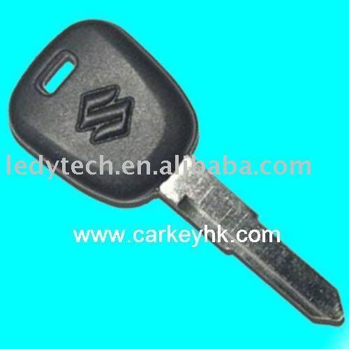 High quality Suzuki transponder key with 46 chip
