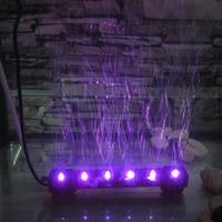 Fish Tank Decorative Led Light Waterproof Lighting Colorful Bubble Aquarium Diving Decoration Colorful Lights Energy Saving