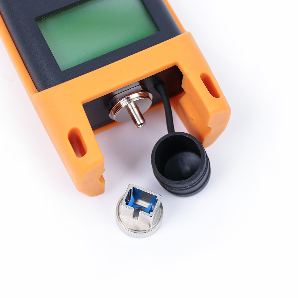 KomShine KPM 25 OPM optical power meter with SC UPC connector in Fiber Optic Equipments from Cellphones Telecommunications