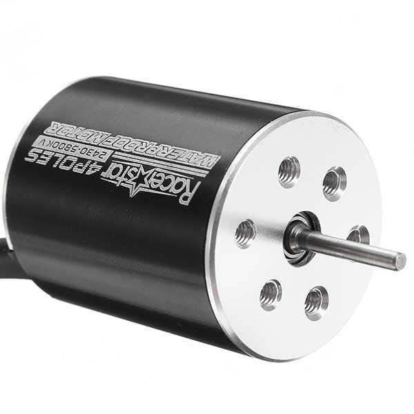 Racerstar 2430 Motor sin escobillas impermeable sin sensor 8200/7200/5800KV