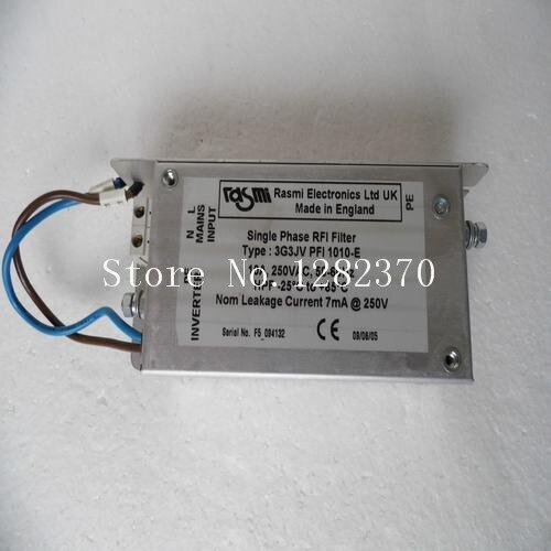[SA] Original special sales drive controller 3G3JV PFI 1010-E Spot --2PCS/LOT[SA] Original special sales drive controller 3G3JV PFI 1010-E Spot --2PCS/LOT