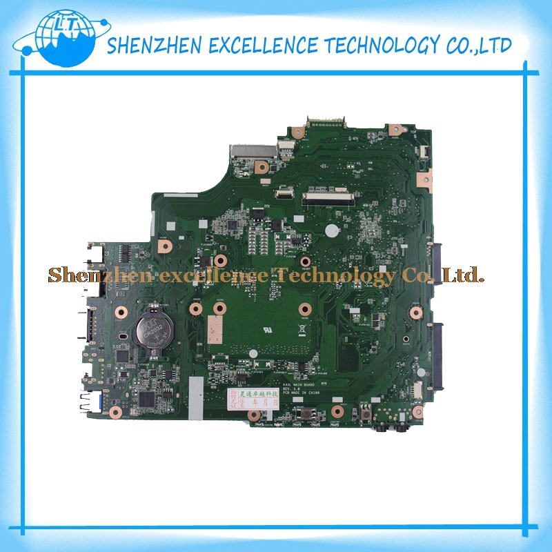 ФОТО For ASUS K43L I3 CPU Motherboard HDMI Interface top quality fully  tested & working perfect