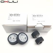 1 SETX PA03656-0001 PA03656-E958 PA03656-E976 Fren Silindir & Pick Roller Pickup Rulo Fujitsu ScanSnap iX500