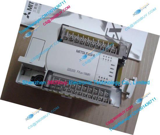 New Original FX2N-16MT-001 Main Unit DI 8 DO 8 Transistor AC 220V
