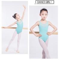 Girls Kids Leotard Dance Dress Gymnastics Leotard Dance Wear Acrobatics Jumpsuit 110 180 size